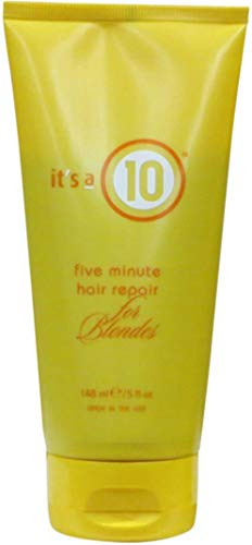 it s a 10 Five Minute Hair Repair for Blondes 5 oz Pack of 3