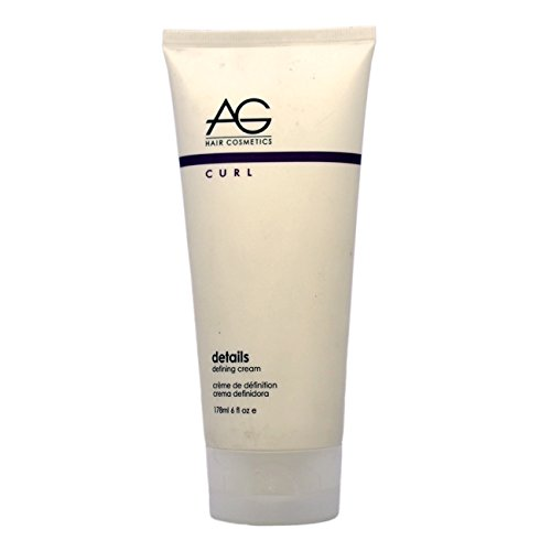 AG Hair Cosmetics Details Curl Defining Cream for Unisex, 6 Ounce