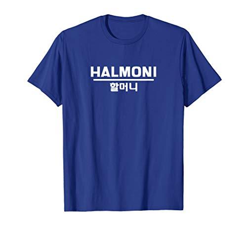 Halmoni: Cool Korean Grandma