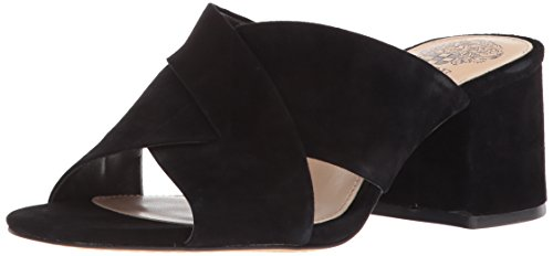 Vince Camuto Mujeres Stania Slide Sandal Black