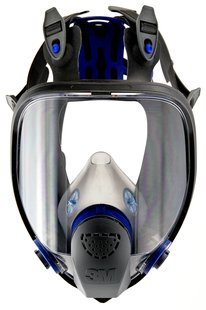 3M FF-402 Ultimate FX Full Facepiece Reusable Respirator,...
