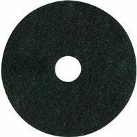 Lundmark Wax TKL17B Thick Line Black Stripping Pad by Lundmark Wax
