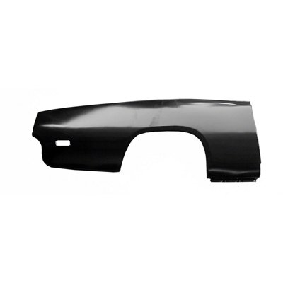 - Goodmark Passenger Side Quarter Panel Skin for 1969 Plymouth Barracuda