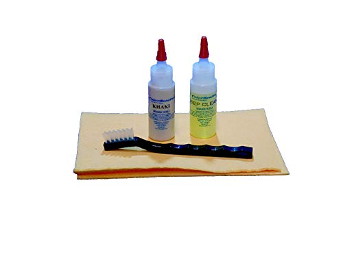 2 Oz Grout Cleaning & Colorseal Kit (Oyster Grey) ()