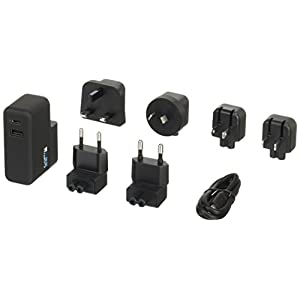 GoPro Supercharger (International Dual-Port Charger) (GoPro Official Accessory)