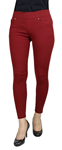 Stretch Cotton Cropped Trousers - 9