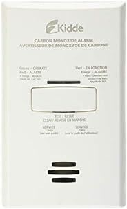 Kidde 900-0263CO-CA Plug-in Carbon Monoxide Alarm (KN-COB-DP2CA), White