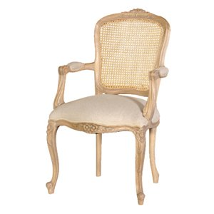 Villeneuve French Style Bedroom Chair: Amazon.co.uk: Kitchen & Home