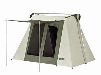 6098 Kodiak Canvas Flex-Bow Deluxe 4-Person Canvas Tent