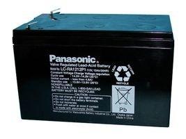 PANASONIC LC-R0612P1 battery (Panasonic Sla Batteries)