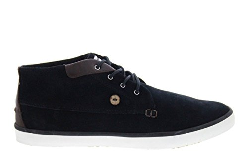 Unisex F1730 Top Black Adults' Black Hi Wattle Faguo Trainers dwfxFd
