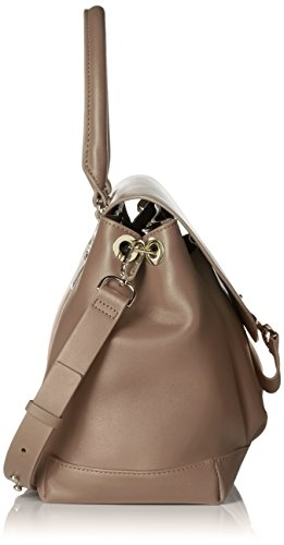Satchelm Marron Cold Grey à sac 9408 Berlin Rndflp Liebeskind main xqYaw0W5