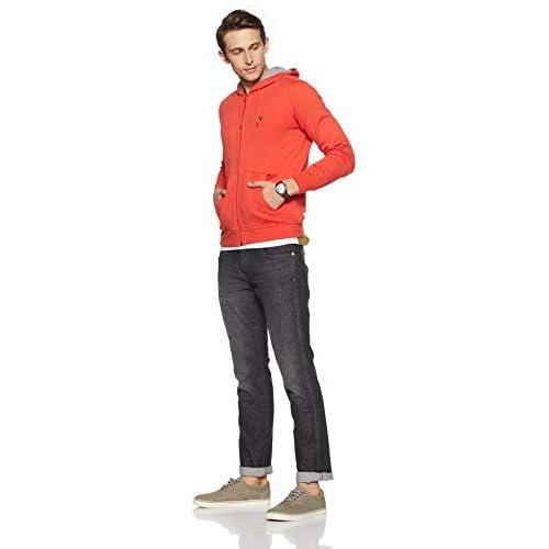 31XXXJOvn L. SS500  - Allen Solly Men's Sweatshirt