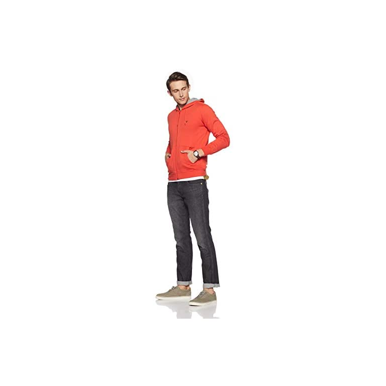 31XXXJOvn L. SS768  - Allen Solly Men's Sweatshirt