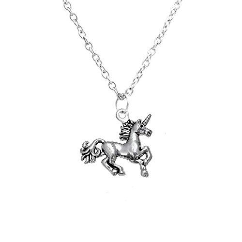 Unicorn Charm Necklace - 8