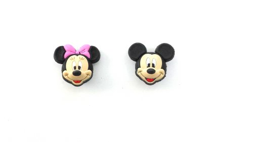AVIRGO 2 pcs Shoe Charms Set # 8-1 - Max Goofy Costume