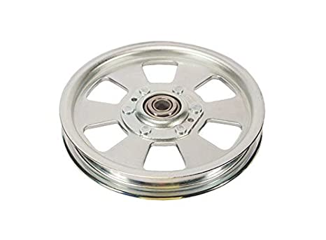 Amazon com : Mr Mower Parts Lawn Mower Idler Pulley for Grasshopper