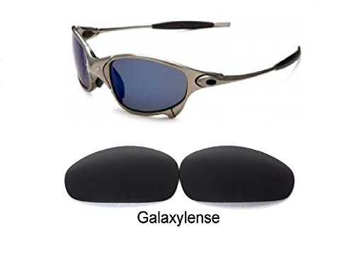 Galaxy Replacement Lenses For Oakley Juliet Sunglasses Polarized Black