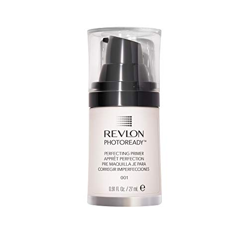 Revlon PhotoReady Perfecting Primer, 0.91 Fluid Ounce (Best Drugstore Blush For Oily Skin)