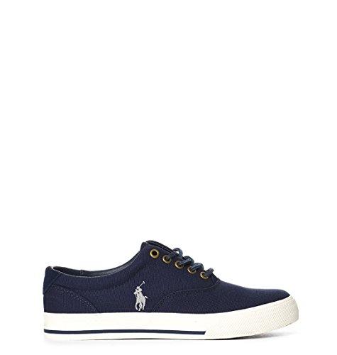Ralph Lauren Sneakers Uomo XZ4Y9XY4Y9VAUGHNXW4R7 Cotone Blu