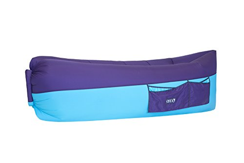 ENO Eagles Nest Outfitters - Billow Air Lounge, Purple/Teal