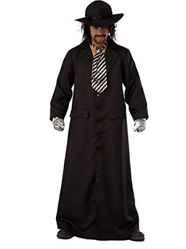 Rubie's Costume Co Men's WWE Undertaker Grand Heritage Costume, Multi, Large ()