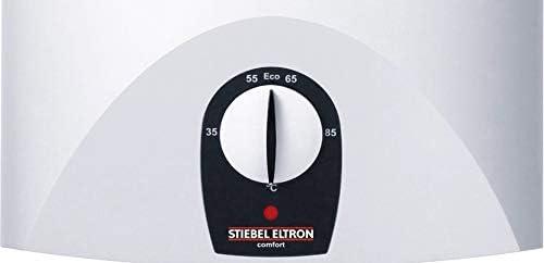 3,3 kW Signallampe 229479 /Übertisch Frostschutzstellung STIEBEL ELTRON Kleinspeicher SH 15 SL druckfest stufenlose Temperaturwahl /über Drehw/ähler