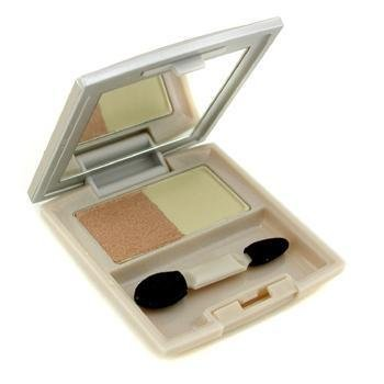 Eye Color Duo - Kanebo Eye Colour Duo - # EC25 Peaceful Beige - 3g/0.1oz by Kanebo
