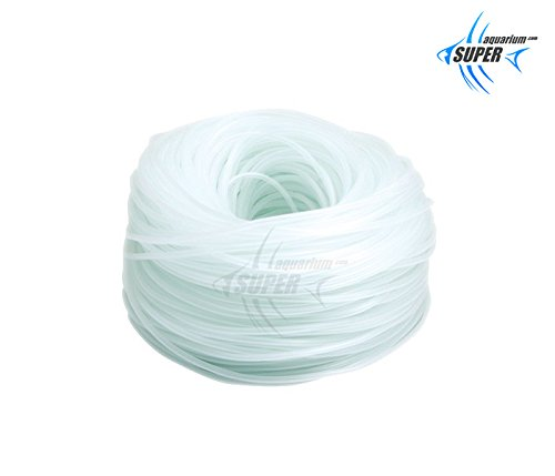 (10m) Super Aquarium HOSE PIPE 4/6mm, AIR PUMP Aquarium Tropical Fish Tank Pond OXYGEN AIR LINE, AIR TUBING