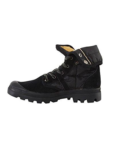 Blend Herren Boots 703334 Schnürschuhe, Scarpe da corsa uomo Nero nero