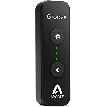 Image of Amps Apogee GROOVE - Portable USB Headphone Amp and DAC, Bus Powered for Mac and PC, Made in USA