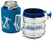 - Seachoice 79471 Beverage Holder with Thermal Insulator with Chrome Plated Brass
