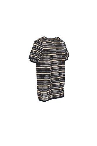 T-shirt Uomo Kaos M Blu Hp2nt032 Primavera Estate 2017