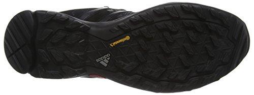 adidas Fast X High Gtx, Zapatillas para Hombre Negro (Negbas / Griosc / Rojpot)