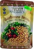 Jyoti Organics Garbanzo Beans -- 10 oz