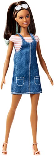 - Barbie Overall Awesome Fashion Doll