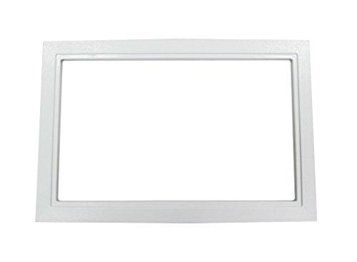 Garage Door Window Clear No Design (Garage Door Replacement Glass)