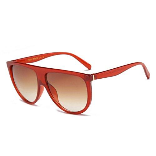 F de irregular F Gafas de sol vintage de Gafas forma ASHOP sol unisex de vAw74Sxxqg