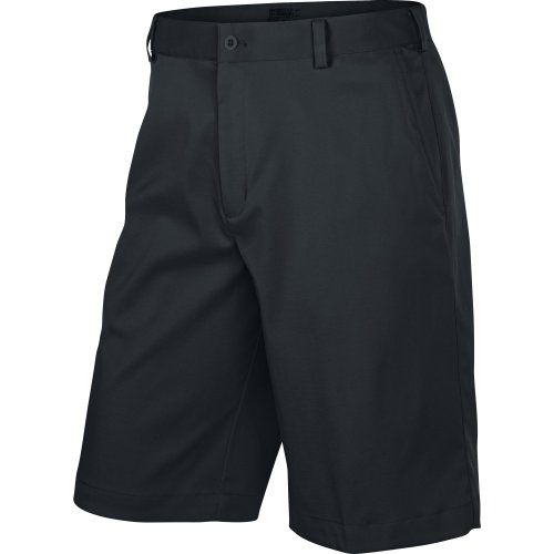 Nike Golf Men's Flat Front Short - 36 - Black