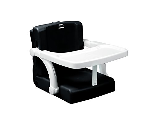 Dreambaby Portable Booster Hi Seat, Black by Dreambaby