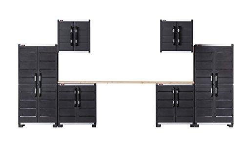 Plastic Garage Storage Cabinets: Amazon.com