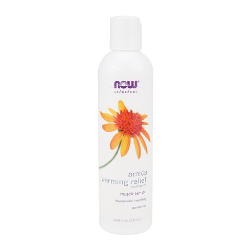Foods Arnica Warming Relief Massage