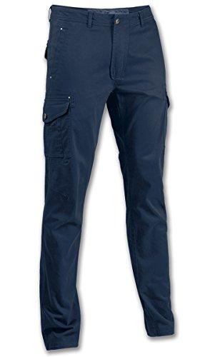 Joma - Pantalon largo con bolsillos invictus marino para hombre