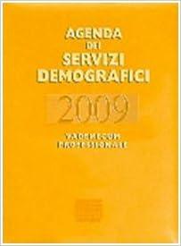 Agenda dei servizi demografici Agende professionali Maggioli ...