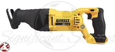 Dewalt DCS381 DCS381B 20-Volt MAX Li-Ion Reciprocating