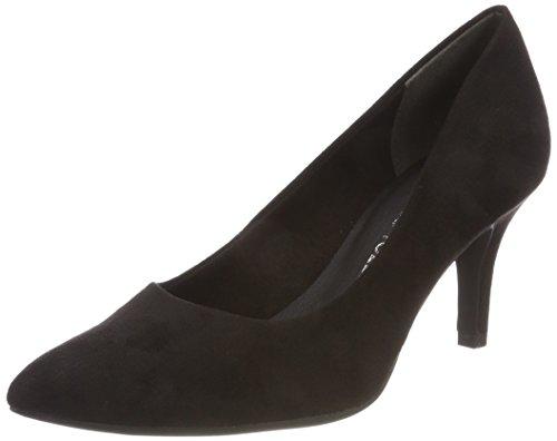 22452 Femme Noir Black Marco Escarpins Tozzi 5qxRFS