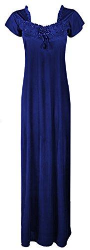 Camicia Maniche corte Royal Donna Blue notte Tags The Orange da TwxTqAv