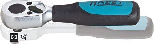 "BK All Models Selection HAZET 1//4 /"" Ratchet 863 P//S //PC// G//K//Q"