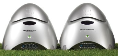Sharper Image Additional Pair of Speakers for ZipConnect 900MHz Wireless Outdoor Speakers (SR288) (SR295)