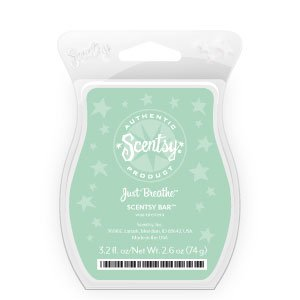 Just Breathe Scented Wax Bar 3.2 Fl.oz